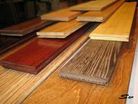 Породы древесины для штучного паркета