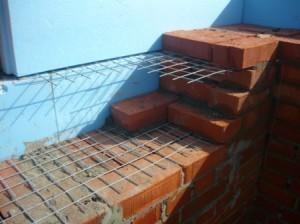Армирование кирпичной кладки – неотъемлемая часть строительства