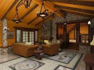 Внешняя и внутренняя отделка домов и коттеджей