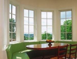Панорамные пластиковые окна