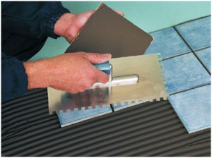 Тонкости укладки керамогранитной плитки