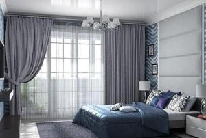 Серый цвет в интерьере помещений
