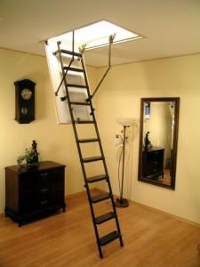 Купить чердачную лестницу