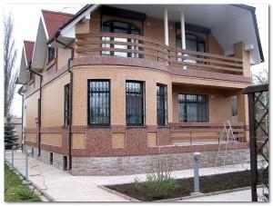 Материалы для облицовки фасада многоэтажного дома