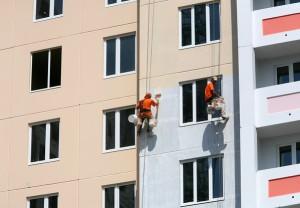 ремонт фасадов жилых зданий