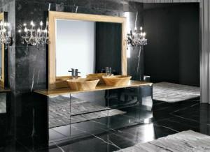 Мебель для элитных ванных комнат