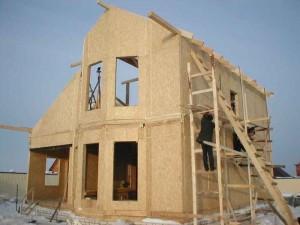 Существующие  мифы  и  недостатки  домов, которые  были  построены  из  каркасного  материала