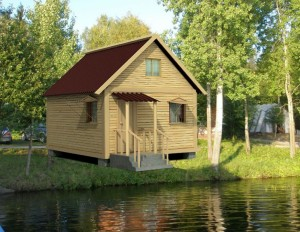 Типы домов из бруса