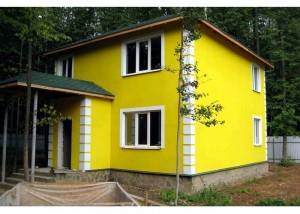 Покраска при продаже дома