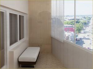 Улучшаем внешний вид балкона