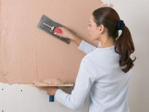 Подготовка стен перед декоративным оштукатуриванием