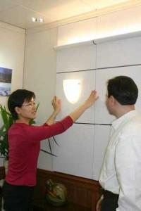 Светодиодные панели освещения