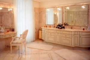 Эксклюзивная мебель для ванной комнаты
